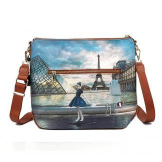 YNOT CROSSBODY BAG MEDIUM K391 DANCE PARIS