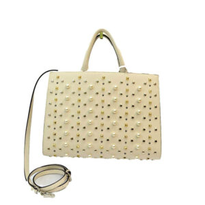 ERMANNO SCERVINO BORSA NEW CONNY 12400543 IVORY