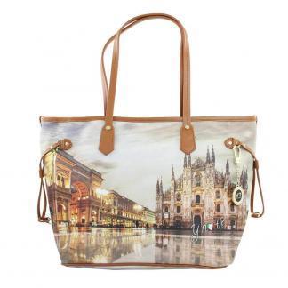 YNOT SHOPPING BAG MED K319 MILANO