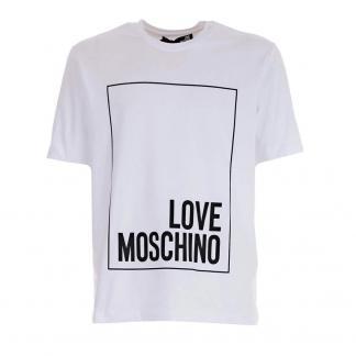 LOVE MOSCHINO T SHIRT UOMO M4732 2P M3876 A00