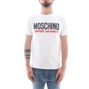 MOSCHINO UOMO T SHIRT A1917 8133 1