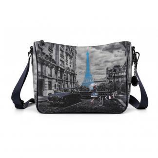 YNOT SHOULDER BAG K370 BLUE R PARIS