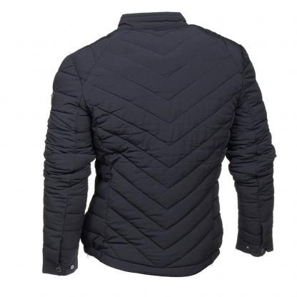 GUESS UOMO SUPER FITTED JACKET M84L05 W6NW1 JBLK