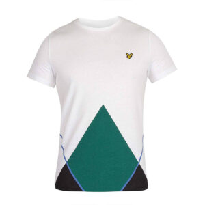 LYLE & SCOTT T SHIRT TS1015V 626 BIANCO