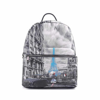 YNOT BACKPACK MEDIUM K381 BLUE R PARIS