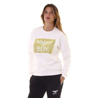 BOY LONDON FELPA DONNA BLD1714 OFFWHITE
