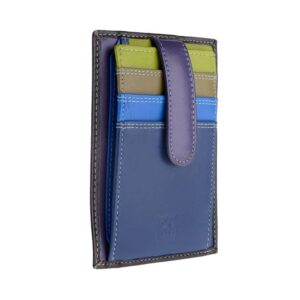 DUDUBAGS PORTACARTE CREDIT LINEA COLORFUL TIMOR 1182 woods