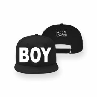BOY LONDON BERRETTO VISIERA BLA202 NERO
