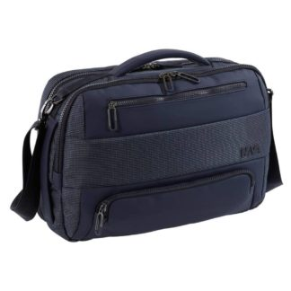 NAVA Borsa trasformabile in zaino porta PC e iPad GT069B BLU INK