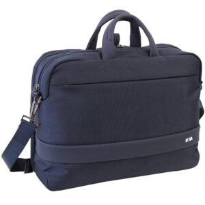 NAVA Easy Cartella porta PC trasformabile in zaino con tasca frontale EP069NB NIGHT BLUE