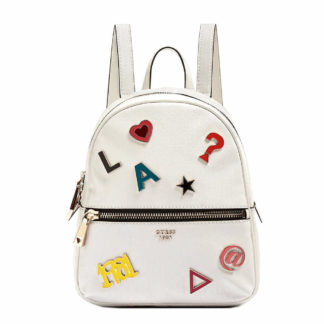 GUESS BORSA TABBI BACKPACK HWSP71 81320 WHI