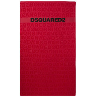 DSQUARED2 TELO MARE D7P002450 400 RED