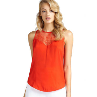 GUESS SCARLET TOP W92H80 W5OC0 PMTO