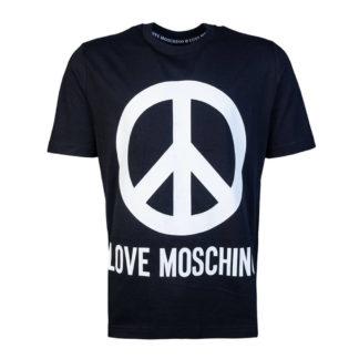 LOVE MOSCHINO UOMO T SHIRT M4732 2S M3876 C74
