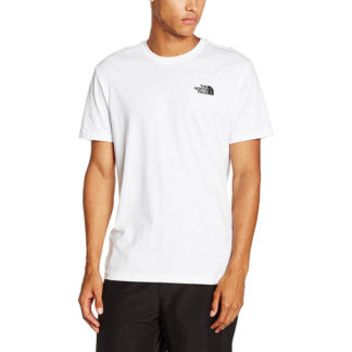 THE NORTH FACE T SHIRT T92TX2FN4 TNF WHITE