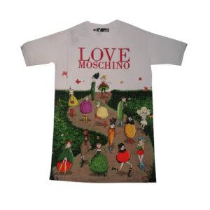 LOVE MOSCHINO DONNA ABITO W5923 13 M3517 A00