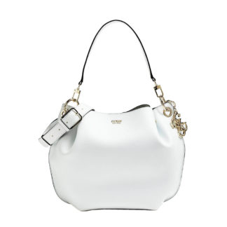 GUESS BORSA DIGITAL HOBO HWVG68 53030 WHI