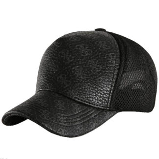 GUESS LOGO BASEBALL CAP AM8514 POL01 BLA