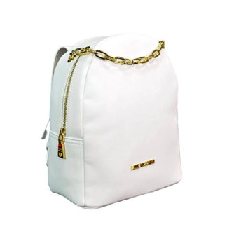 LOVE MOSCHINO BORSA SMOOTH PU BIANCO JC4308PP07KQ0100
