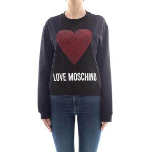 LOVE MOSCHINO DONNA FELPA W6306 18 E2004 C74