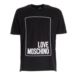 LOVE MOSCHINO UOMO T SHIRT M4732 2R M3876 C74