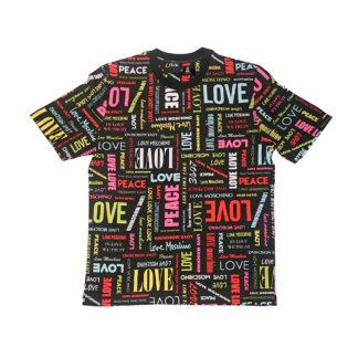LOVE MOSCHINO UOMO T SHIRT M4732 00 M4051 0027