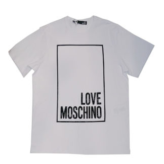 LOVE MOSCHINO DONNA T SHIRT W4F87 15 M3517 A00
