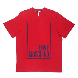 LOVE MOSCHINO DONNA T SHIRT W4F87 15 M3517 P05