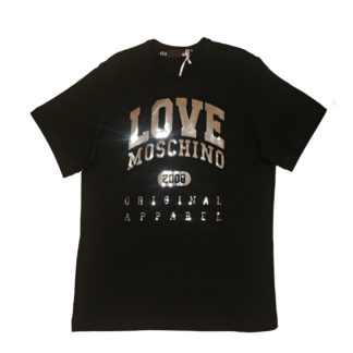 LOVE MOSCHINO DONNA T SHIRT W4F87 16 M3517 C74