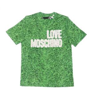 LOVE MOSCHINO DONNA T SHIRT W4F15 1M M4045 0044