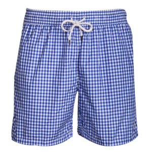 Polo Ralph Laurer Traveler short gingham 710643919002