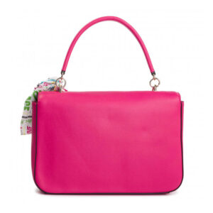LOVE MOSCHINO BORSA SOFT GRAIN PU FUXIA JC4240PP07KF0604