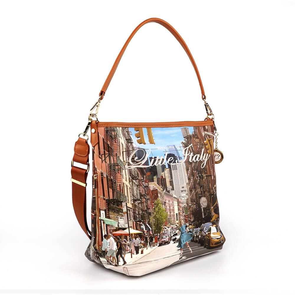 Ynot? Hobo bag little italy L 349