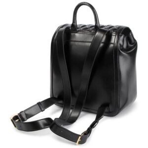 LOVE MOSCHINO ZAINETTO BORSA QUILTED PU NERO JC4207PP07KA0000