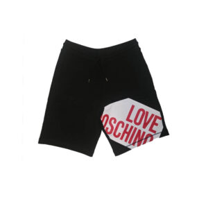 LOVE MOSCHINO UOMO SHORT LOGO M1095 06 E1999 C74