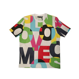 LOVE MOSCHINO UOMO T SHIRT M4732 3P M3876 4053