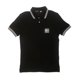 LOVE MOSCHINO UOMO POLO MM M8304 8E E1809 C74 NERO