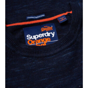 SUPERDRY PULL COTONE M61002NS NAVY