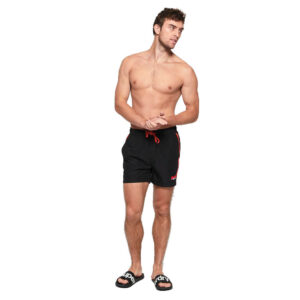 SUPERDRY SWIM SHORT M30010AT BLACK