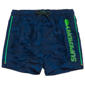 SUPERDRY SWIM SHORT M30012AT NAVY