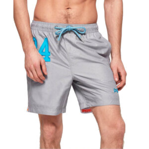 SUPERDRY SWIM SHORT M30018AT PERLA
