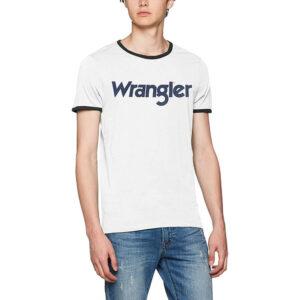 WRANGLER T SHIRT KABEL W7C38D312