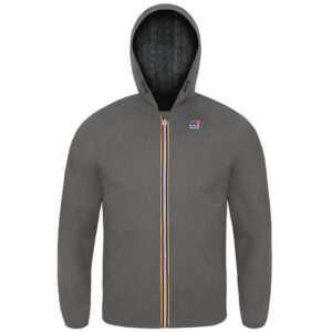 K-Way JACK PLUS DOT K007LI0 216 Grey Smoke