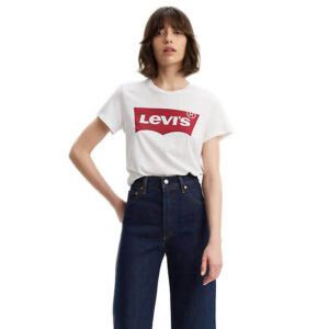 Levi's® T SHIRT DONNA THE PERFECT TEE 17369 0053 BIANCO