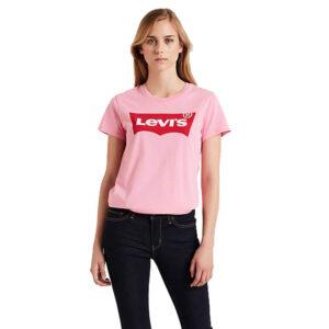 LEVI'S T SHIRT DONNA 17369 0430 ROSA