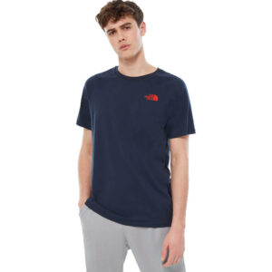 THE NORTH FACE T SHIRT T0CEQ8H2G NAVY