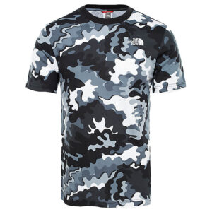 THE NORTH FACE T SHIRT T92TX29VE BLACK
