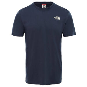 THE NORTH FACE T SHIRT T92TX2BER NAVY