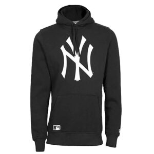 NEW ERA Team Logo Hoody Neyyan 11863701 nero