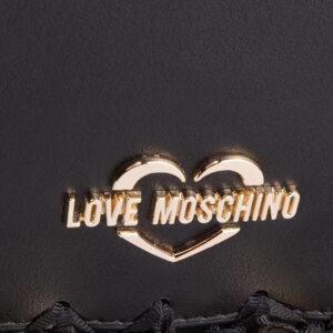 LOVE MOSCHINO BORSA PU NERO JC4077PP17LI0000